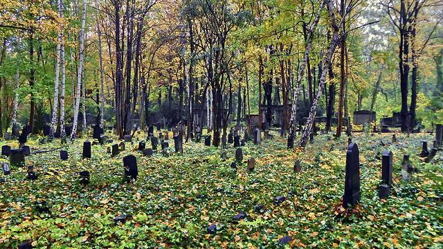 20151015 Berlin Weissensee Jüdischer Friedhof (26)