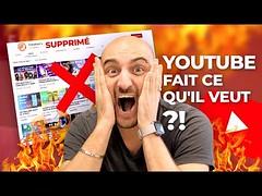 Attention YouTube Risque de SUPPRIMER votre CHAÎNE ?
