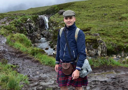 Jan Hrdina: Do Skotska vtrhl turismus, ovšem ráz krajiny i města zůstaly stejné