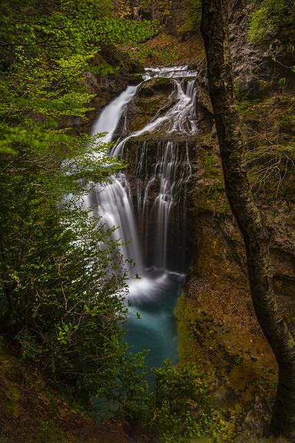 El Cueva, Monte Perdido National Park, Pyrenees, Spain