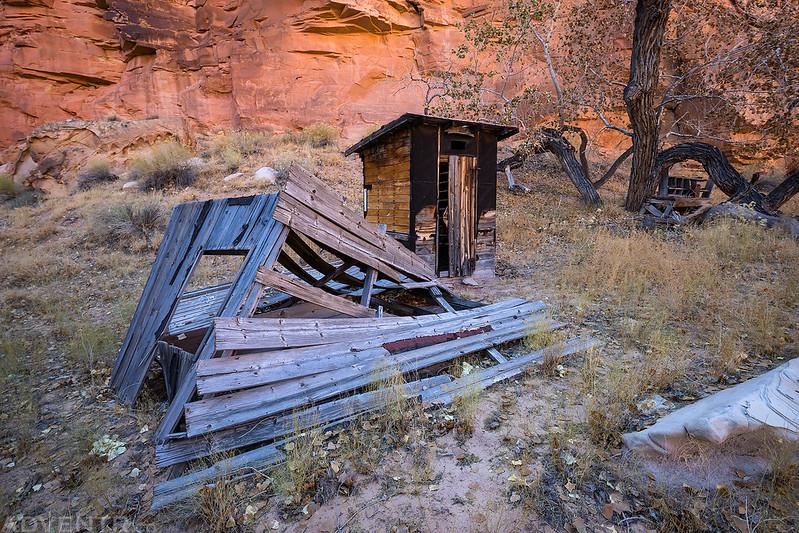 Miner's Cabin