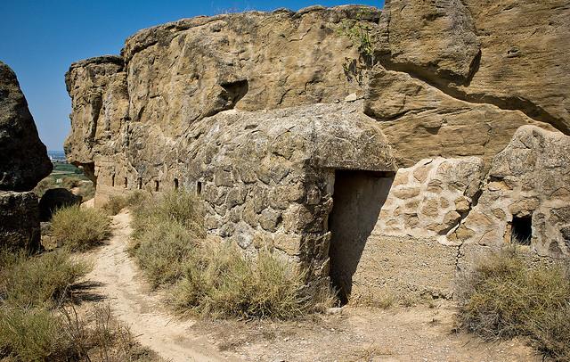 El més gran bunquer de front del Segre / The most spectacular bunker in the Segre front