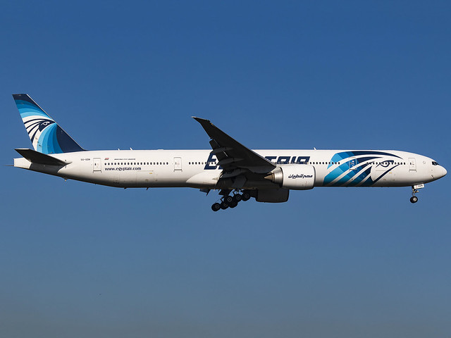 EgyptAir | Boeing 777-36N(ER) | SU-GDN
