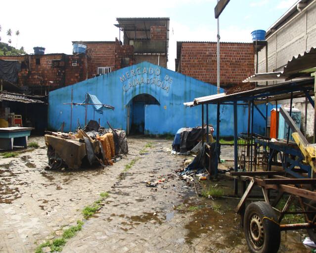 MPPE cobra melhorias nas feiras livres de Olinda
