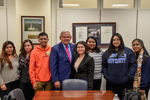 Meeting with NJ Dreamers