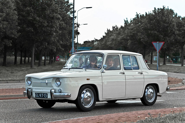 Renault 8 1964 (7648)