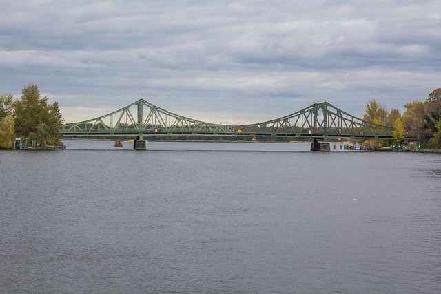 Glienicke Bridge / Potsdam-Berlin