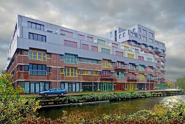 De Binckhorst in kleur