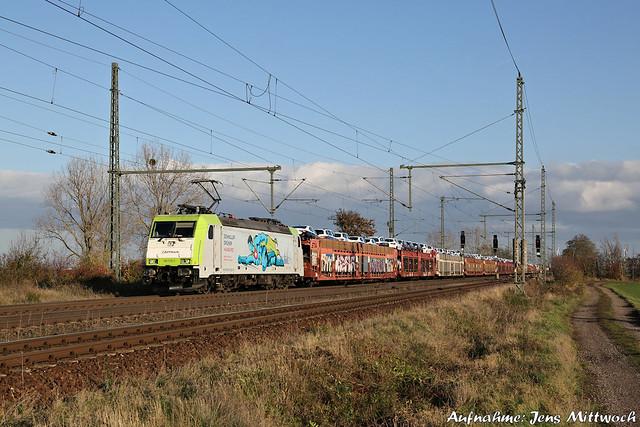 185 578-2 Captrain Dreileben-Drackenstedt 12.11.2019