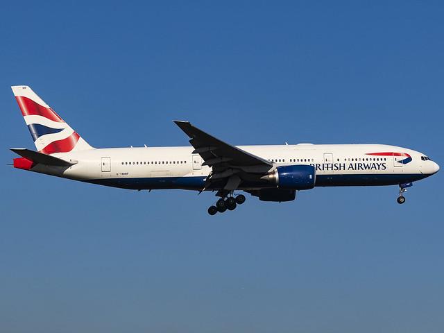 British Airways | Boeing 777-236(ER) | G-YMMF