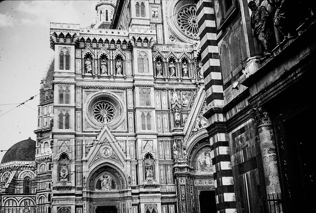 1960 Florence Duomo