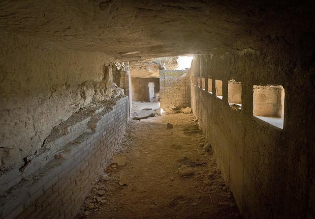 Bauma fortificada / Fortified cave