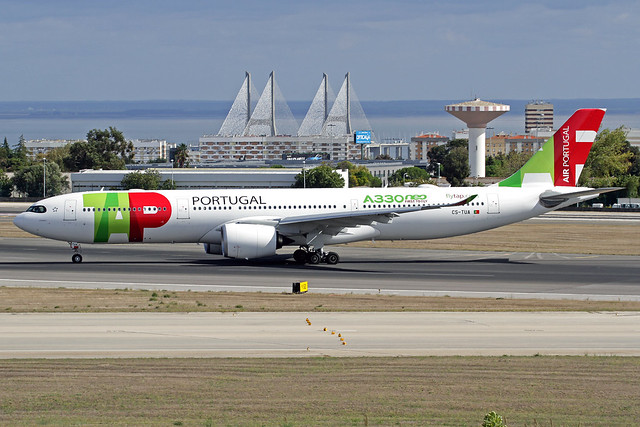 TAP Portugal Airbus A330-941NEO CS-TUA