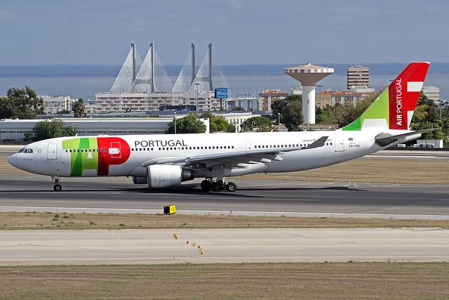 TAP Portugal Airbus A330-203 CS-TOQ