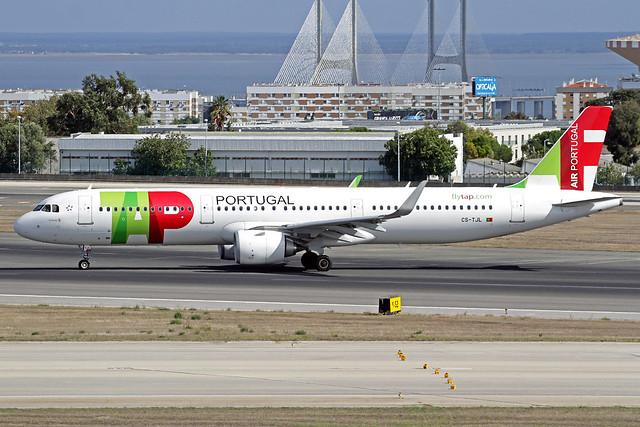 TAP Portugal Airbus A321-251N CS-TJL