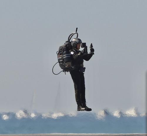 Jet Pack/Rocket Man N155JP  Huntington beach Ca. 2019