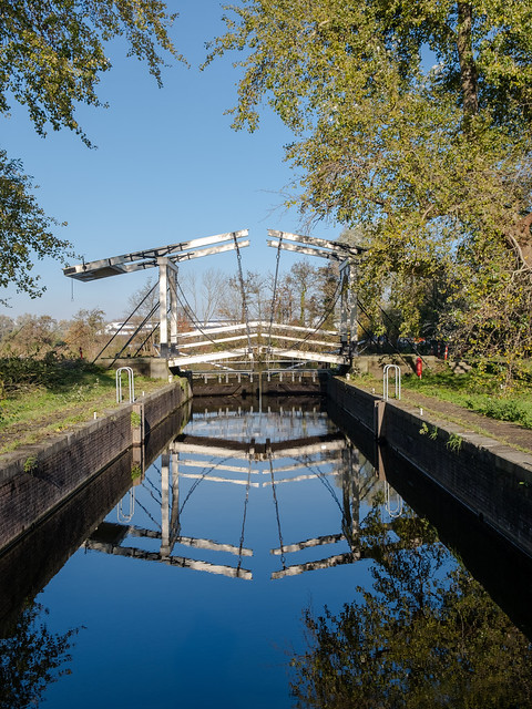 Ophaalbrug - Drawbridge