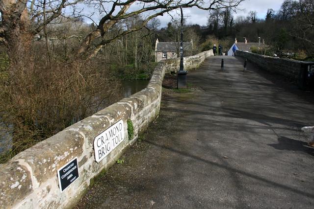 Cramond Old Bridge