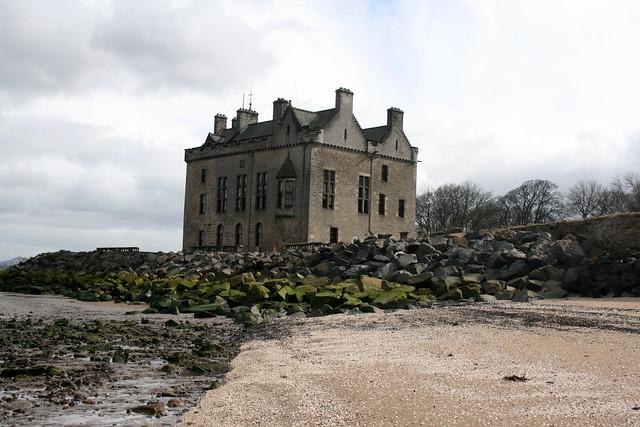 Barnbougle Castle, Dalmeny
