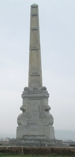 Girvan War Memorial North Face