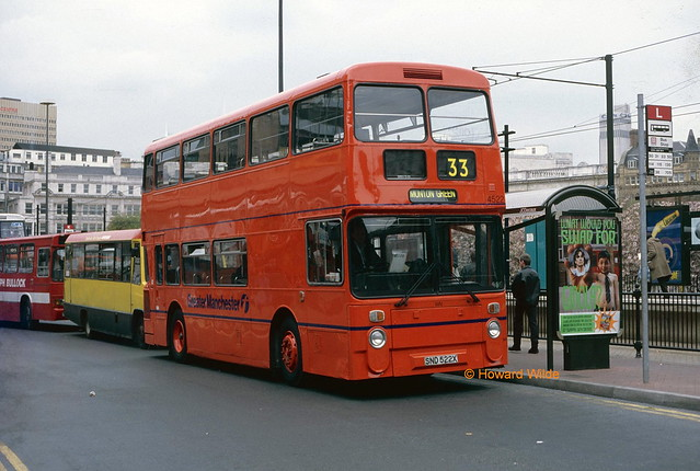 First Manchester 4522 (SND 522X)