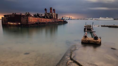 Porto di Brindisi Brindisi of port
