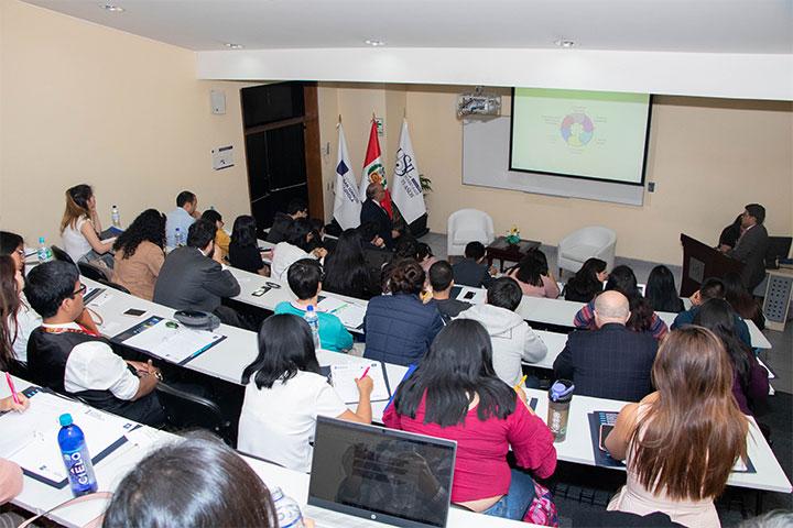 La carrera de Relaciones Internacionales de USIL realizó el II Congreso de Relaciones Internacionales