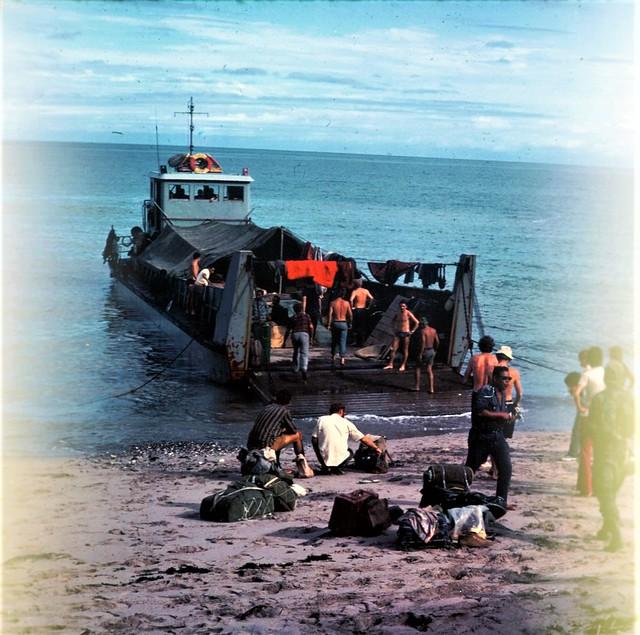 Portuguese Timor, March 1971