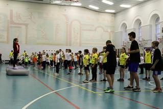 10.11.2019   XVI ежегодный спортивный фестиваль для воспитанников воскресных школ Новгородского благочиния