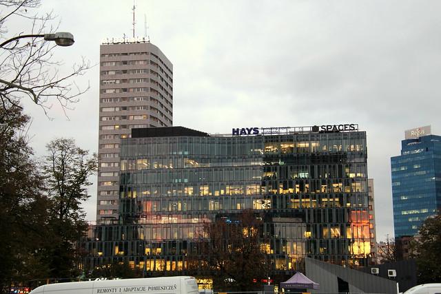 30.10.2019 Polska,Warszawa-Śródmieście / Polen, Warschau - Innenstadt