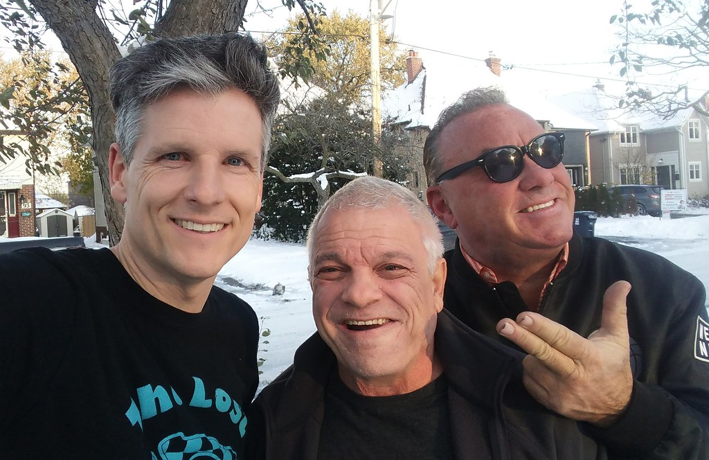 Gallagher and Gross and Me