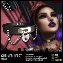 SFU-ChainedHeart