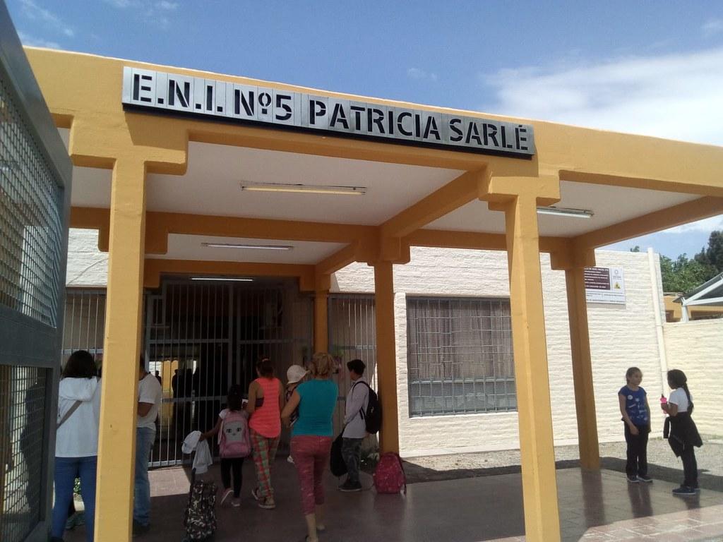2019-11-12 Educación Escuela Sarlé