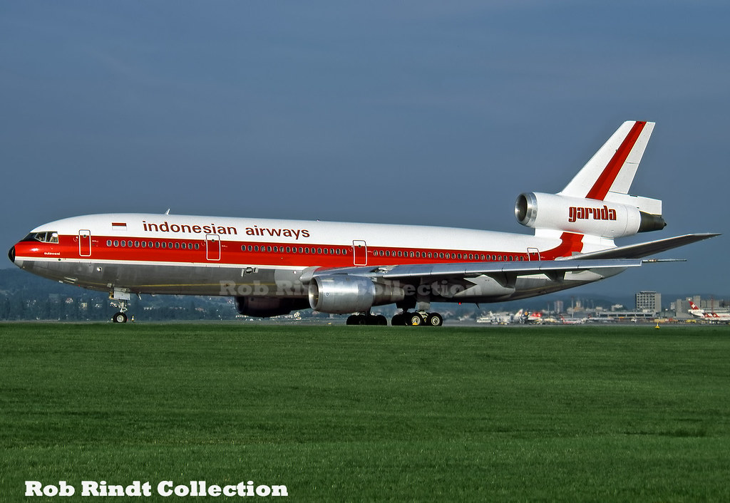Garuda Indonesia DC-10-30 PK-GIF