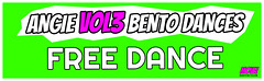 "FREE GIRLS BENTO DANCE from ""ANGIE VOL3"" OUT NOW @ MOVE!"