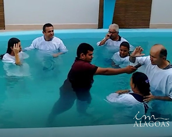 Batismo - Colônia