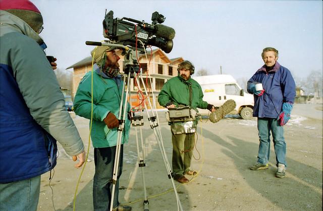 BBC Jeremy Bowen