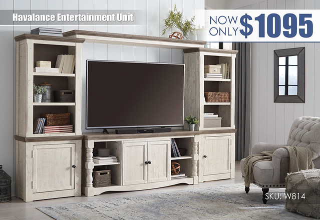 Havalance Entertainment Unit_W814