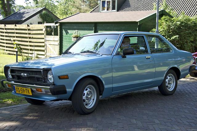 Datsun Sunny 120Y DeLuxe 1980 (2134)