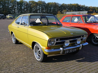 Opel Kadett 1200 Coupé Automatic 1972