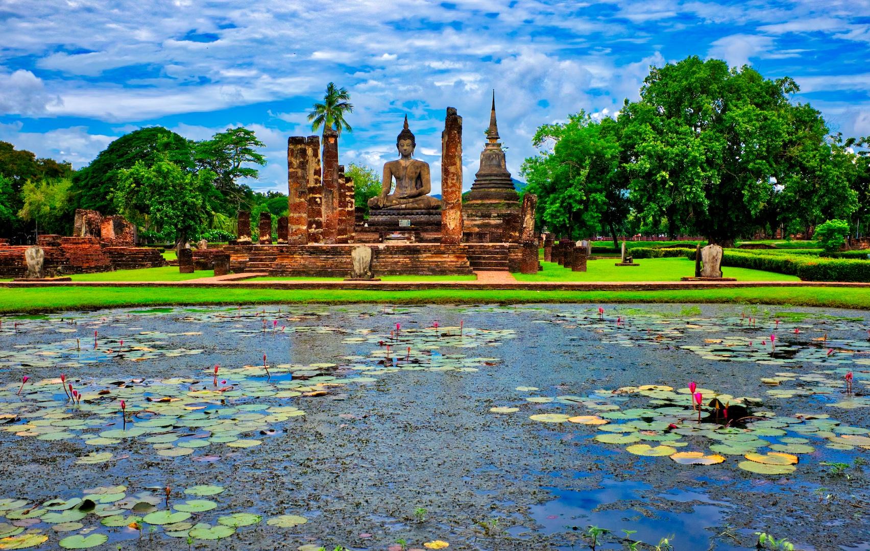 Reflet de Sukhothaï