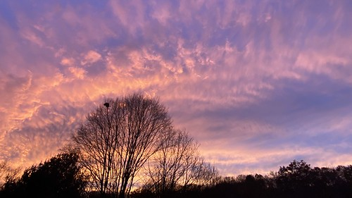 sunset 2019 20191112 november autumn fall dusk twilight sky clouds ctweather ctwx ct connecticut weather atmosphere beauty newengland sheltonct shelton