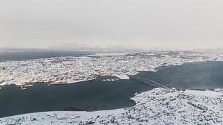 The Arctic Circle..