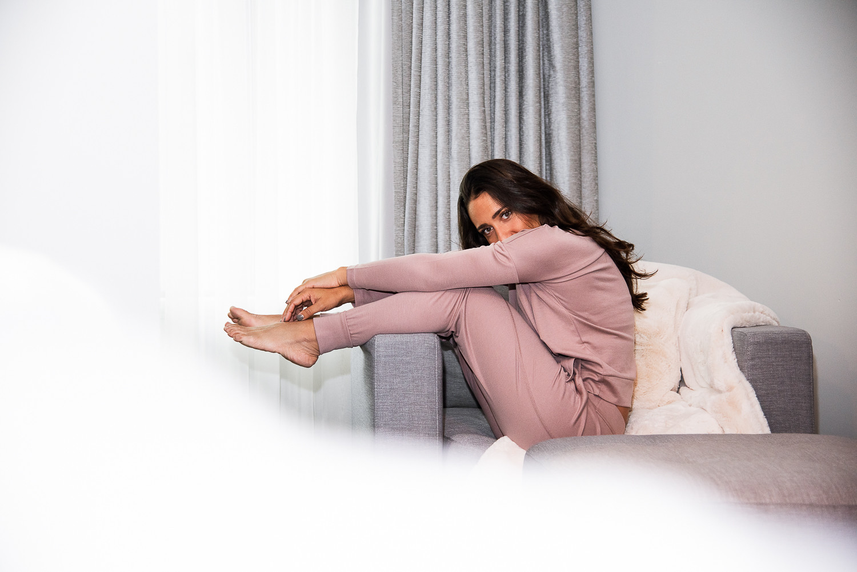 camille dg pyjama rose