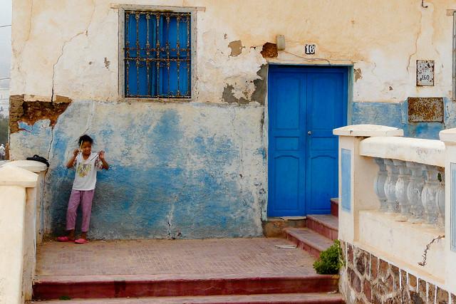 Maroc  - Sidi Ifni  / سيدي إفني / ⵉⴼⵏⵉ