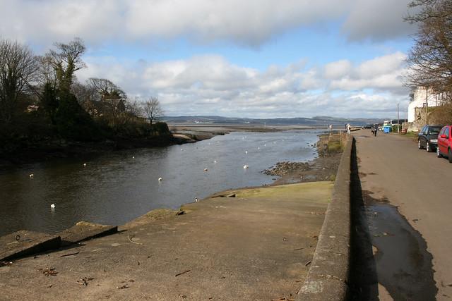 River Almond, Cramond