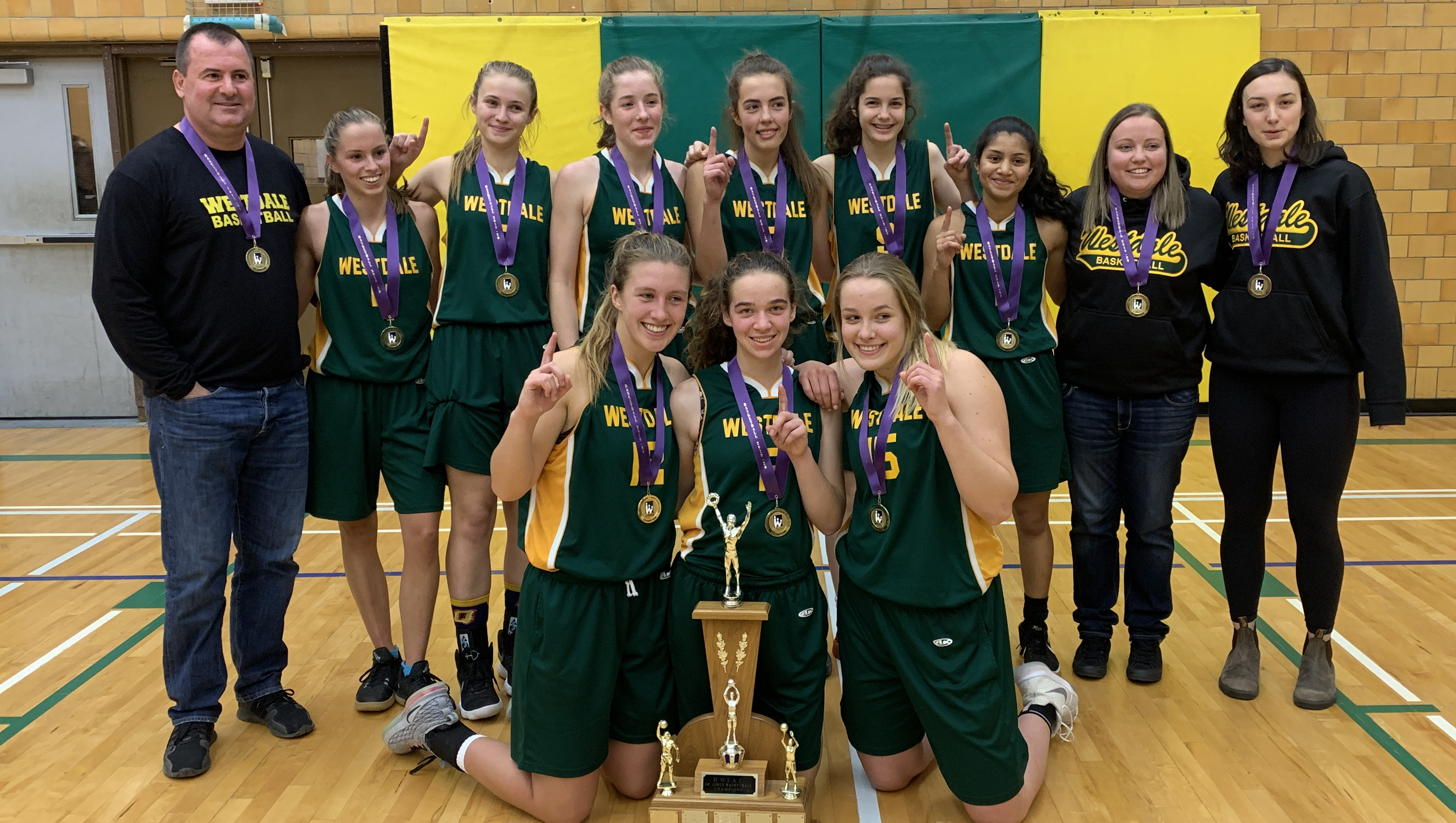 2019-20 Senior Girls Basketball