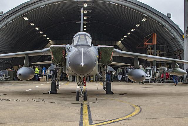 Tornado GR4 Final Flight
