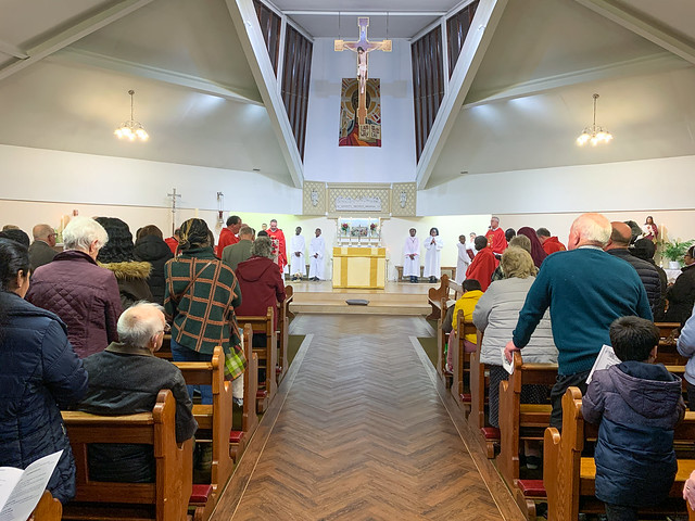 Mass for Deceased Clergy of Coventry 2019