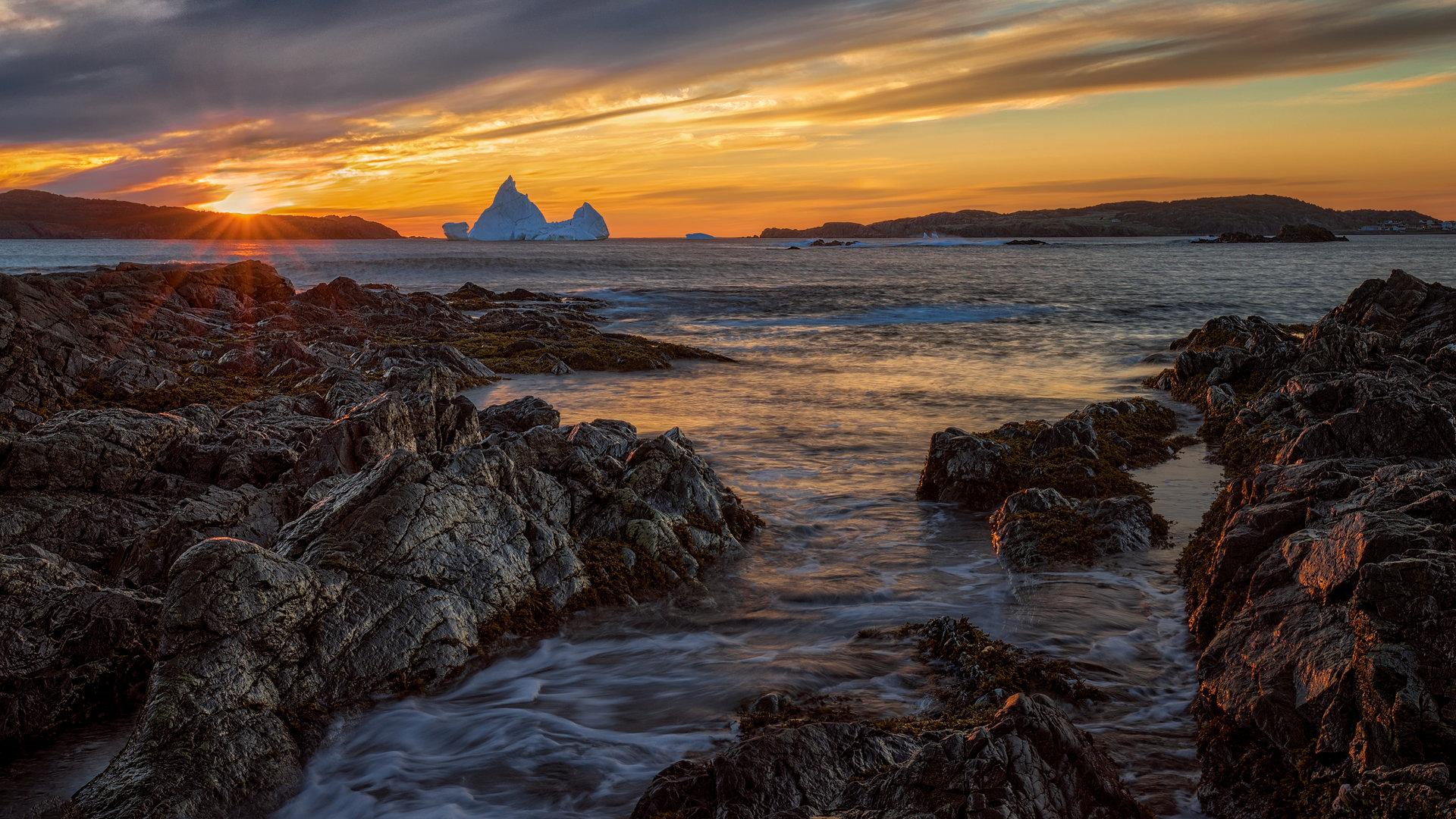 Iceberg sur Twillingate